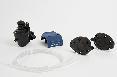 Mungitura – Impianto di mungitura – Mungitrice - 1029026 -Kit Trasformazione L80 Stim - Pulsazione - Pulsatori pneumatici L80Air