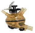 Mungitura – Impianto di mungitura – Mungitrice - 203224-01 -IPCLAW043 - GEA Bracket - Collettore - IPC300