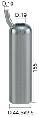 Mungitura – Impianto di mungitura – Mungitrice - 4208062 -CANN. 44,5X1,5X155 D.19 - Gruppi di mungitura - Cannelli