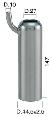 Mungitura – Impianto di mungitura – Mungitrice - 4208139 -CANN. 44,5X2,5X147 D.27,4 - Gruppi di mungitura - Cannelli