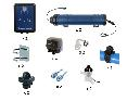 Mungitura – Impianto di mungitura – Mungitrice - 5639004 -Bundle ACRsmart + HFS (2X) - Automazione - Stacchi automatici ACR