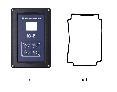 Mungitura – Impianto di mungitura – Mungitrice - 5650053 -Kit Cop.+Pulsantiera iO-B - Automazione - iMilk600