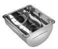 Mungitura – Impianto di mungitura – Mungitrice - 9001229 -VASCA BOMBATA ACCIAIO INOX - 50L - Lavaggio - Vasche di Lavaggio